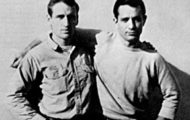 Neal Cassady and Jack Kerouac.